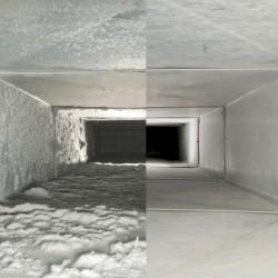 Ventilationsrengöring