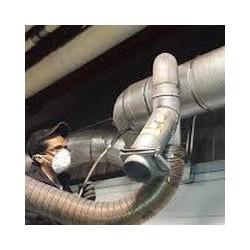 Dammsugning Ventilation